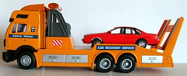100-05 Car recovery service